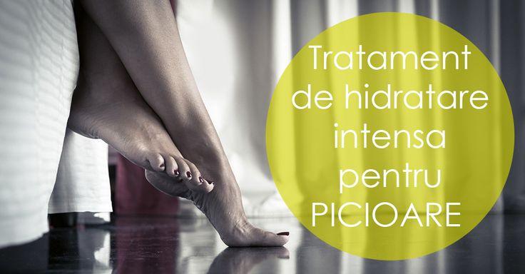 Tratament de hidratare intensa pentru picioare http://askher.ro/hidratare-piele-crapata-picioare/