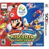 Mario & Sonic at the Rio 2016 Olympic Games - PRE-Owned - Nintendo 3DS
