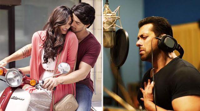 Salman Khan records 'Main Hoon Hero Tera' song for 'Hero'