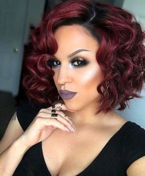 20+ Stunning Bob Haircuts and Hairstyles for Black Women
