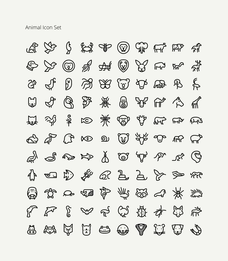 This huge bundle of nearly 1,000 vector icons are perfect for use in your next app, UI, and branding project.