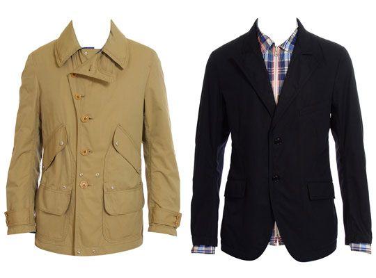 the one on the left: Light Pink Blazers, Blazers Jackets, Revere Blazers, Blazer Jacket