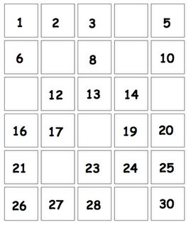 Counting work tasks.  FREE PRINTABLES!