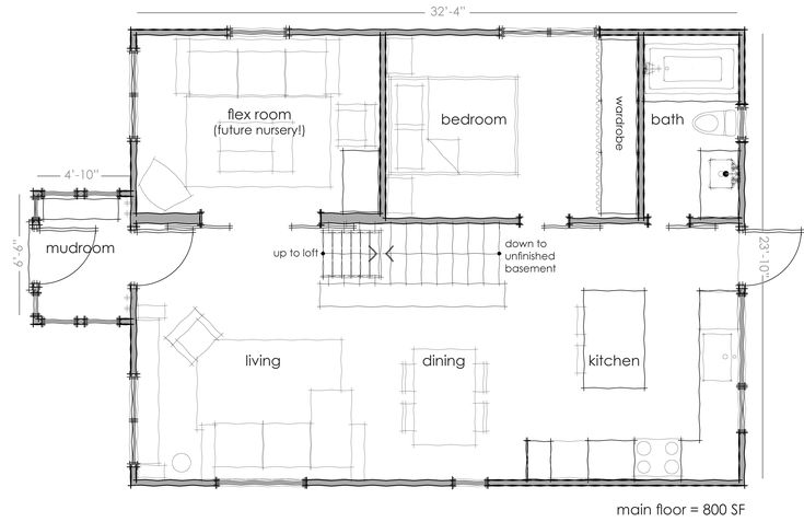 Flex Room House Plans House And Home Design