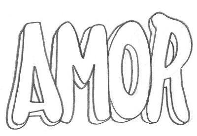 Palavra Amor Que Eu Adorei Veja Essa E Outros Desenhos Para
