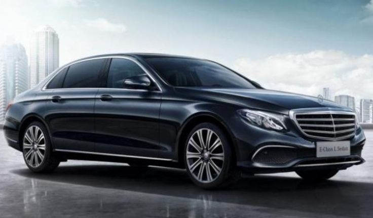 'Made in India' Mercedes-Benz E-Class L launched; prices start at Rs 56.15 lakh