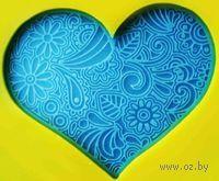 Штамп для изготовления мыла `Кружевное сердце`