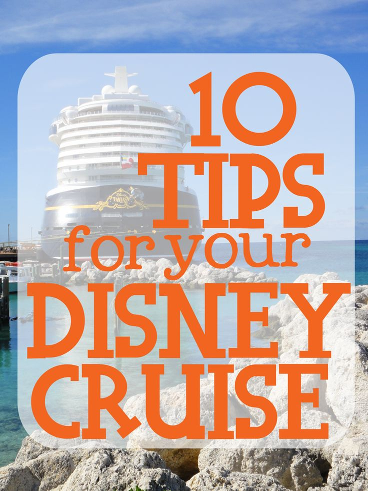 As a gold member of Disney's Castaway Club (DCL's elite loyalty program for repeat cruisers), I like to think I've learned a thing or two about sailing the high seas with Captain Mickey.  Honestly,...