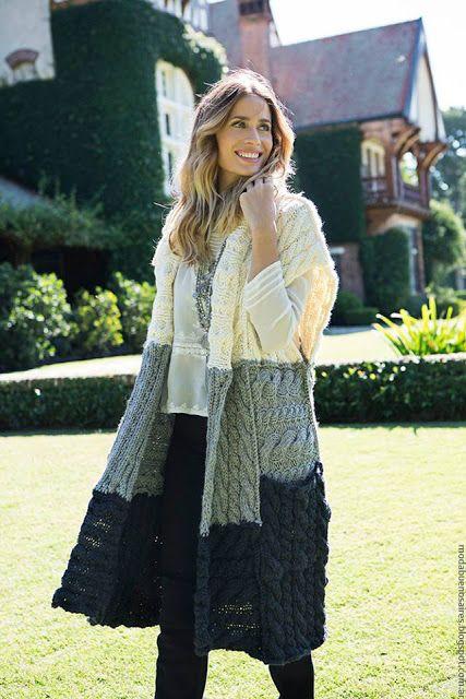 Moda invierno 2016. Tejidos artesanale: sacos, sweaters, tapados, ruanas y ponchos Milana Sweaters. Moda 2016.