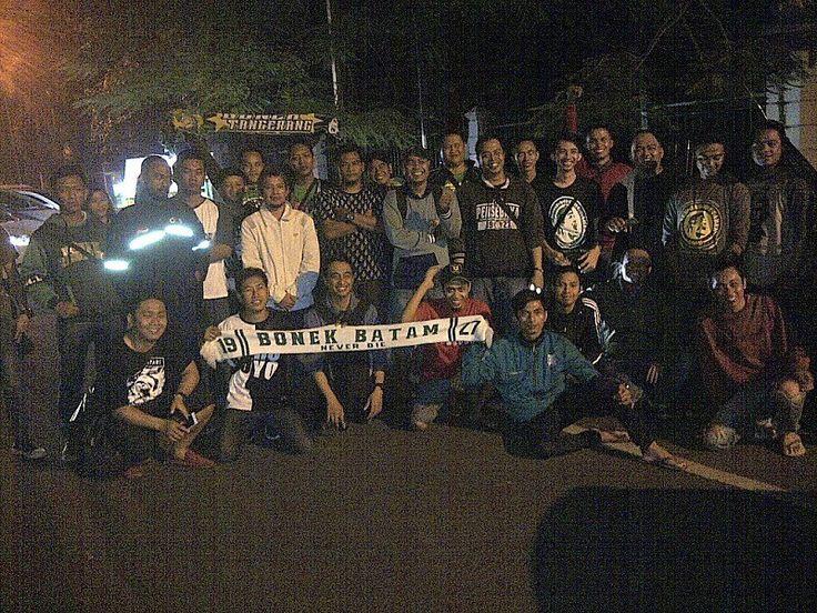 Bonek se-Jabodetabek Buka Rekening Bersama untuk #WelcomeJakarta