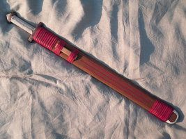 Wealthy Migration Period sword scabbard by enrico-ors-91