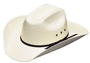 Toddler Cowboy Hat with Stretch Fit Band 7102048