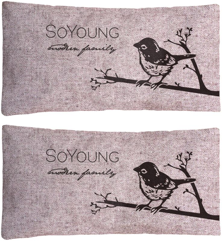 Brown Birds Small Ice Pack (Set of Two)