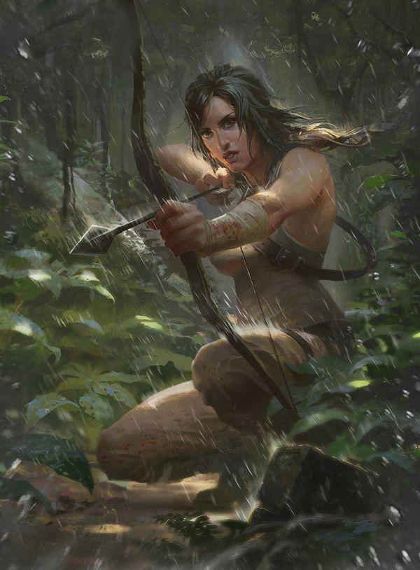 30 Mind Blowing Fantasy Artworks | Cuded Lara