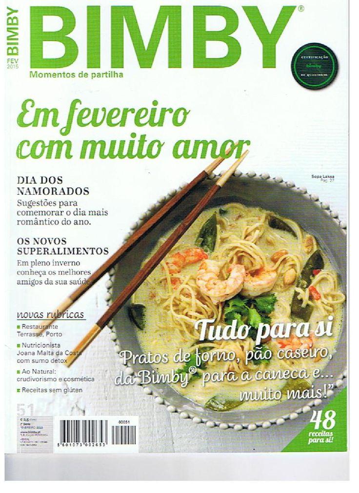 Revista bimby 2015 fevereiro by Ricardo Fernandes - issuu