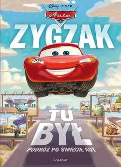 Okładka książki Zygzak tu był