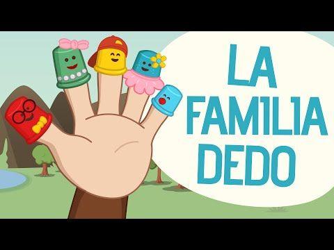 Canciones infantiles | La familia dedo | Toobys | HD - YouTube