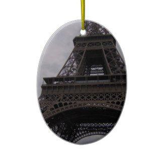 Eiffel Tower - Christmas Tree Ornament