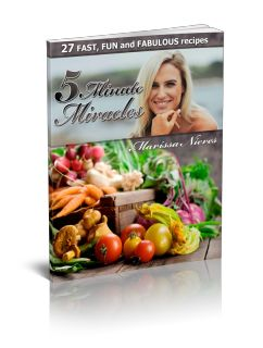 • Beautifully presented e-book for kindle, Ipad or iPhone • Delicious photographs of meal creations • Cooking strategies and healthy tips • Necessary tools required for each recipe • Food preparation and storage instructions • Shopping list with tips to choosing your perfect produce • Sauces, salads, snacks, shakes, desserts, juices and more!  27 delicious reasons to increase your health and vitality!   Turn your kitchen into a part-time playground and eat you…