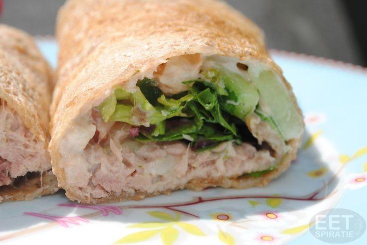 wrap_met_tonijnsalade
