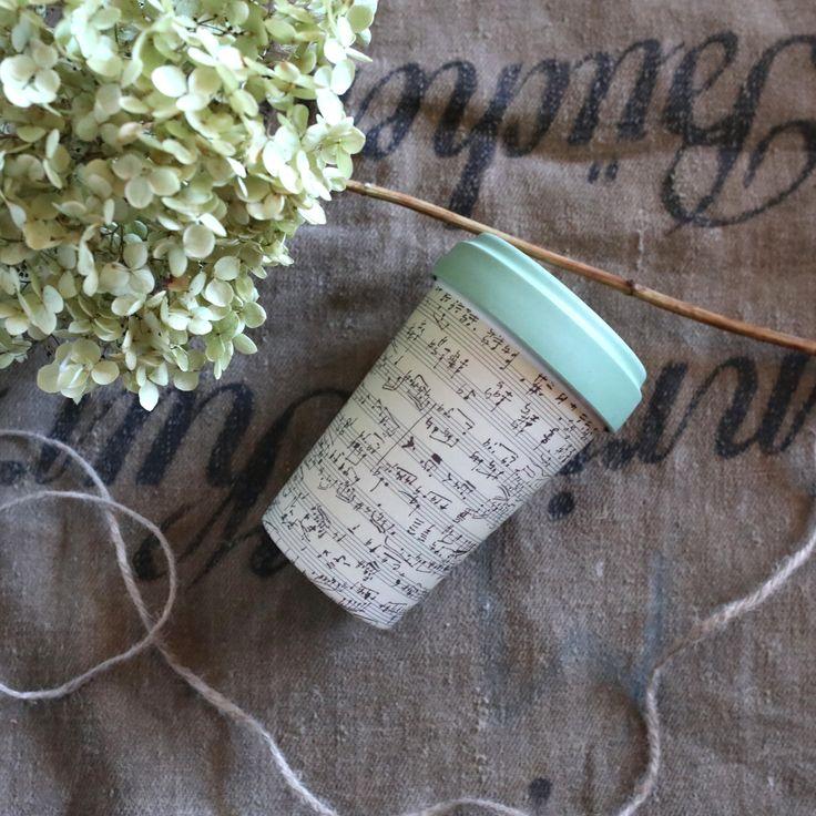 Lovely bamboo mugs......#epiphanyapparel shop online at www.epiphanyapparel.ca