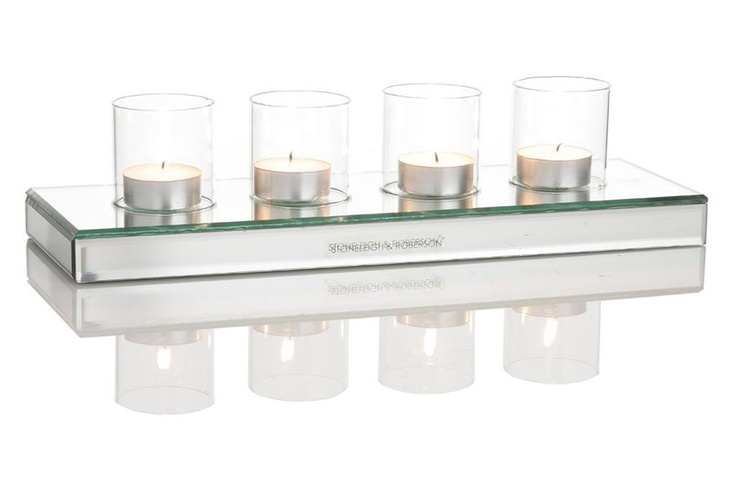 4 Piece Tealight Holder from Harvey Norman New Zealand