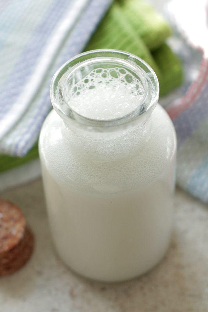 Nourishing Homemade Body Wash - Live Simply