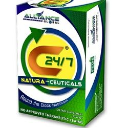 C24/7 Natura-Ceuticals Manufactured by Natures Way Nutritional supplement, antioxidant Price AU$47.00