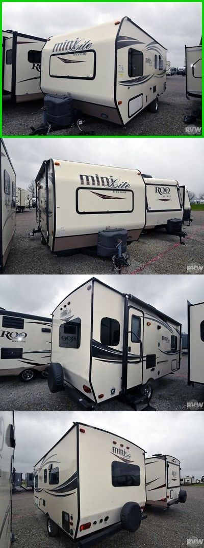 rvs: New 2016 Rockwood 1907 Towable Travel Trailer Forest River Rv Wholesalers Camper -> BUY IT NOW ONLY: $11995 on eBay!