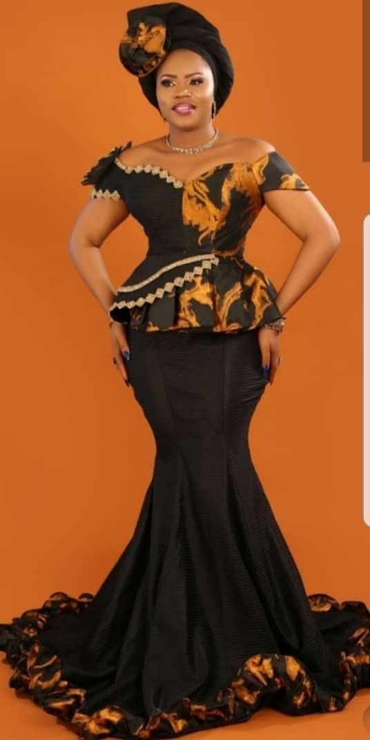 Peplum ankara skirt and blouse: check out 25+ crea…