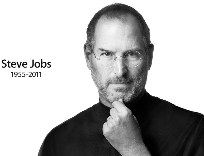 Steve Jobs dies. R.I.P.