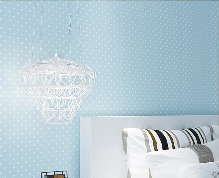 Die besten 25+ Tupfen zimmer Ideen auf Pinterest Polka dot - zimmereinrichtung modern schlafzimmer