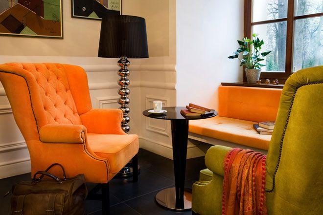 Hotel Zamek Lubliniec, Polska, #hotel, #design, #Poland,
