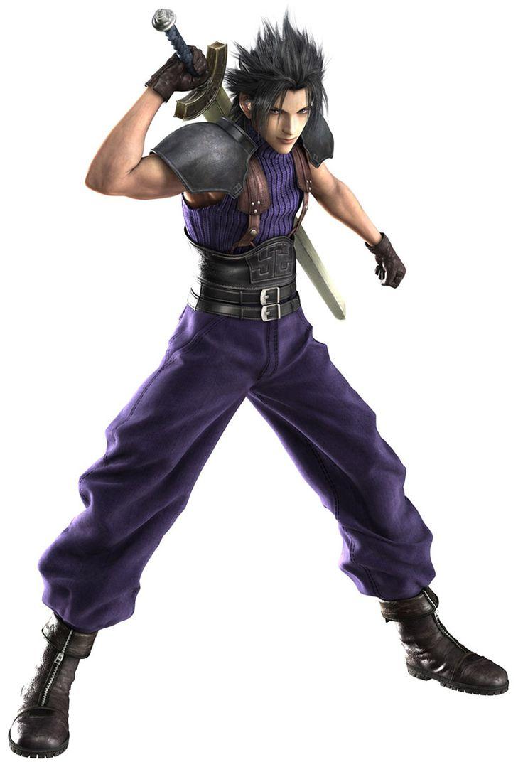 Zack Fair from Crisis Core: Final Fantasy VII