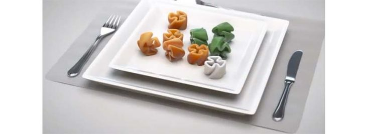 Las impresoras 3D podrían imprimir comida - Parentesis.com