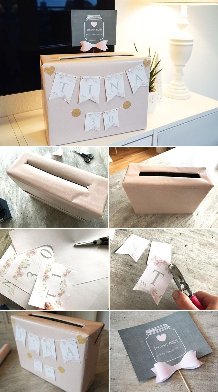 Bastel Künstlerbedarf Bastelpapier 10 Geschenkboxen Weiß