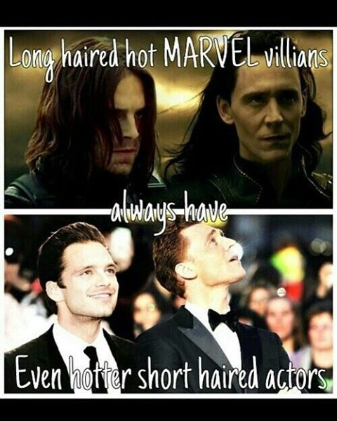 Hey they aren't villains they are just lovely and misunderstood. Tom tho ahhhh. Sebby my friend likes him more