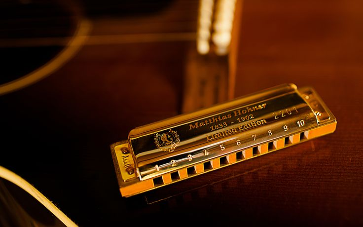 What key harmonica for the blues? - Tomlin Harmonica Lessons