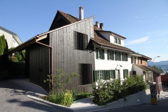 Umbau Bauernhaus mit Scheune | d-a-x architektur