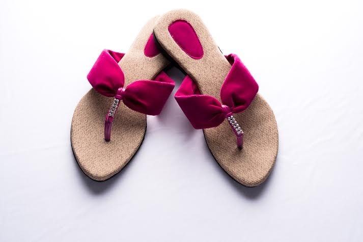 Jute Slip-ons. Style & Comfort combined in one!!