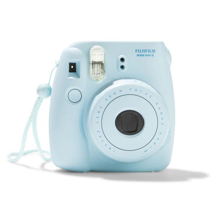 instax Mini Camera Blue fuji 84516