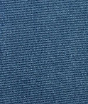 Washed Indigo Blue Upholstery Denim Fabric - $16.15 | onlinefabricstore.net