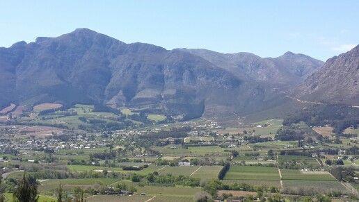 Franschoek Valley - South Africa