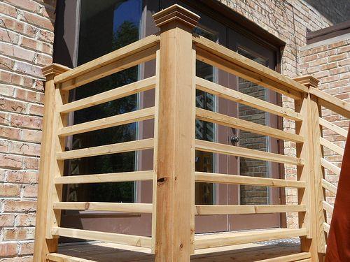 Best 15 Best Deck Railing Ideas Images On Pinterest Railing 400 x 300