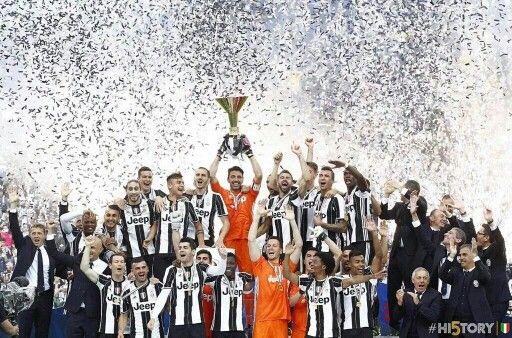 Juventus 2016 CAMPEON de la liga italiana