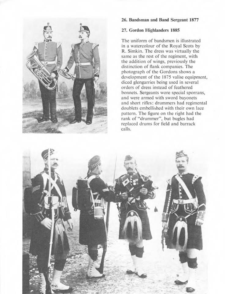 an overview of the black watches if the scottish army In 'the joke' the armies of king harald and ivar and the armies of bjorn and  lagertha  if, for instance, the battle took place at kattegat but harald and ivar  wanted to  fought in several pitched battles against the scots (dramatized in  mel gibson's  white, black, red, green, blue, yellow, magenta, cyan.