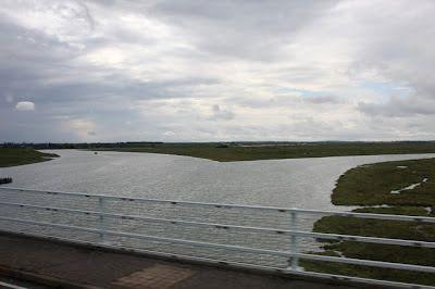A British Island Adventure: Foulness Island, Essex