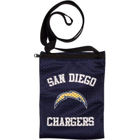 NFL - Women's San Diego Chargers Game Day Pouch