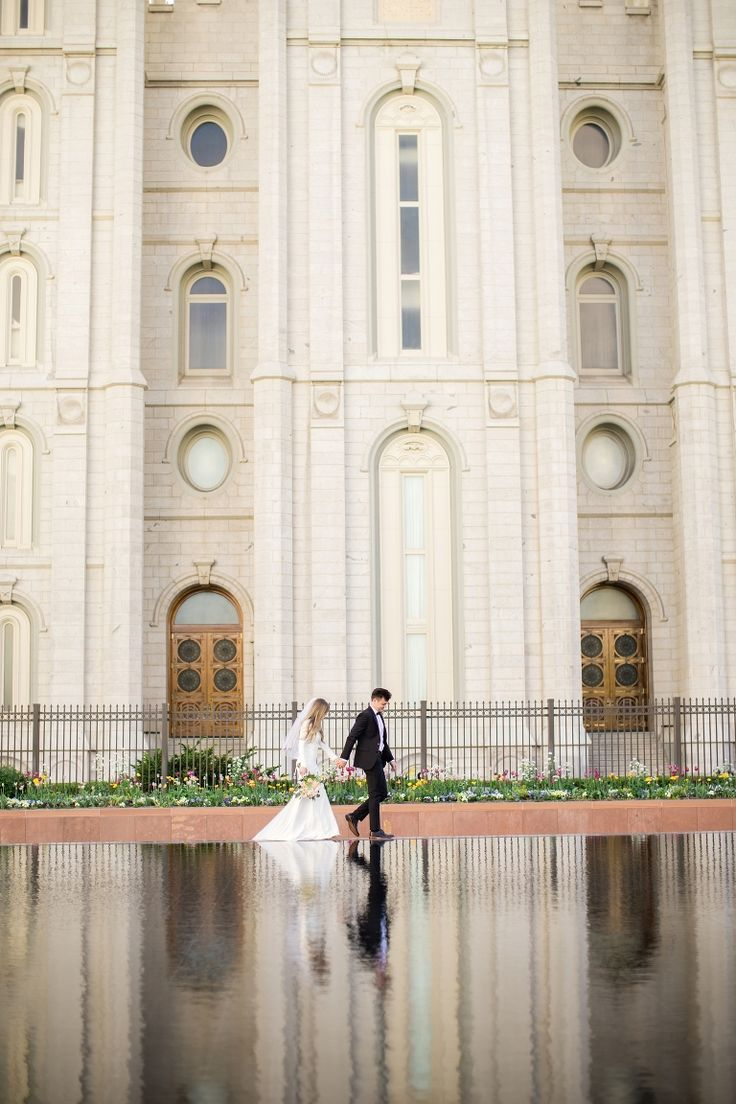 Salt Lake City Temple Formal Session