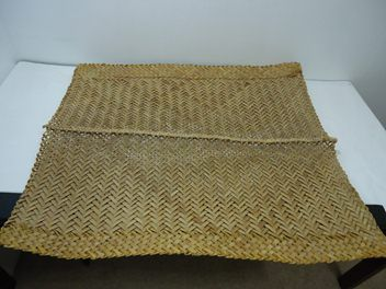 >>> Hand Woven Large Weave Mat